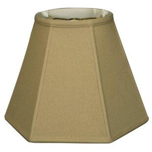Read Reviews 14 Linen Empire Lamp Shade By Alcott Hill
