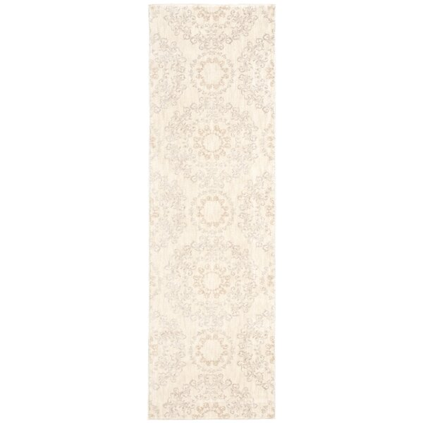 Fonzo Ivory Area Rug by One Allium Way