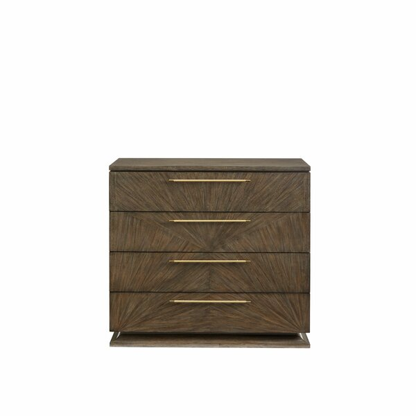Review Panavista 4 Drawer Chest