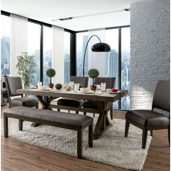 Cascade 6 Piece Dining Set by Gracie Oaks
