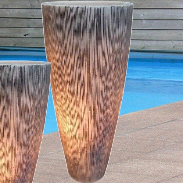 Stone Pot Planter by Screen Gems