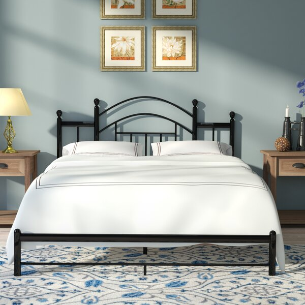Mayenne Platform Bed by August Grove