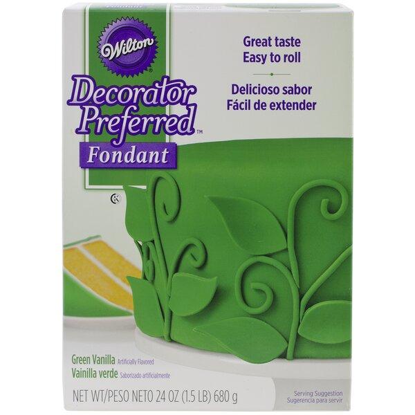 Non-Stick Decorator Preferred Fondant by Wilton