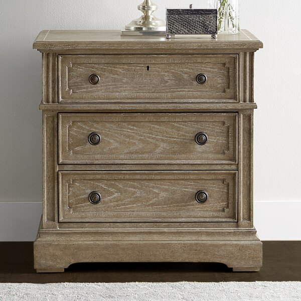 Walburn 3 Drawer Bachelors Chest by Stanley Furniture