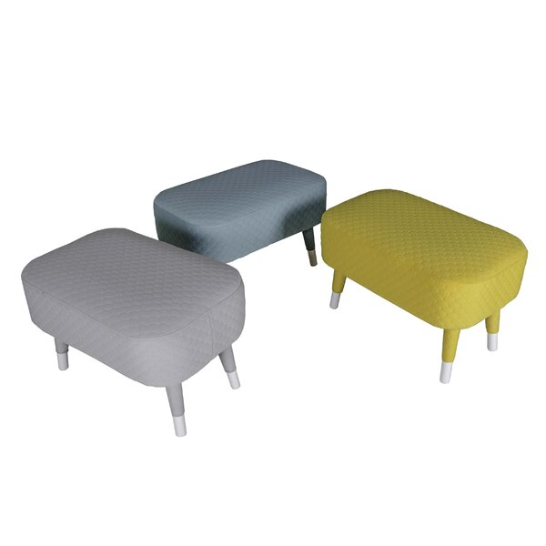 Hugh Ottoman by Porthos Home