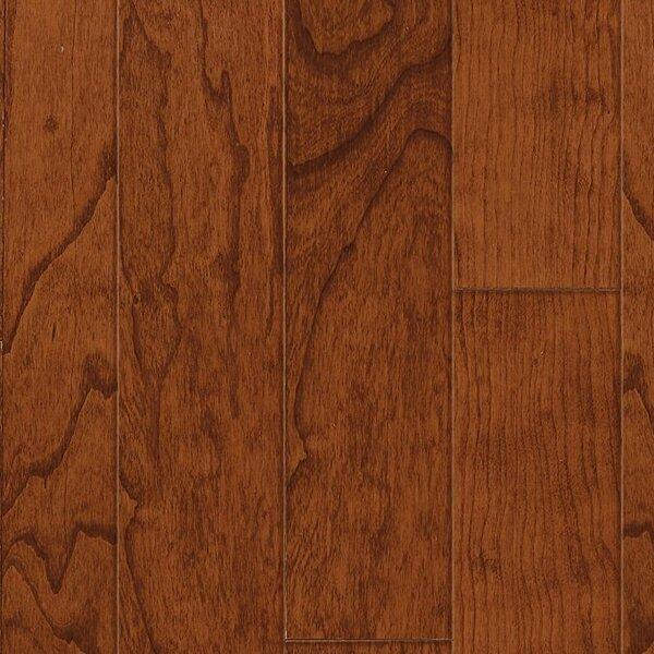 Metro Classics 5 Engineered Cherry Hardwood Flooring in Amber by Armstrong Flooring