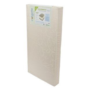Affordable Cradletyme Naturals EcoClassica I Crib Mattress ByColgate
