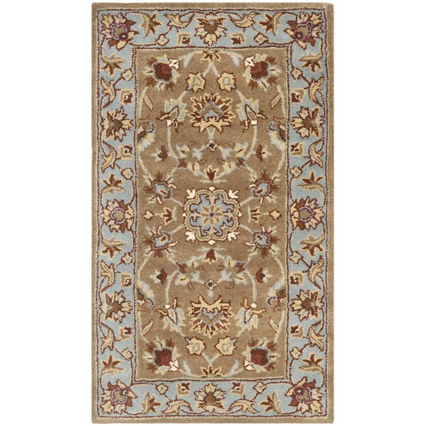 Cranmore Brown Rug by Charlton Home