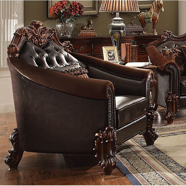 Leedom Club Chair by Astoria Grand