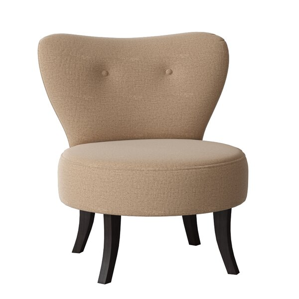 Plainview Swivel Side Chair by Everly Quinn