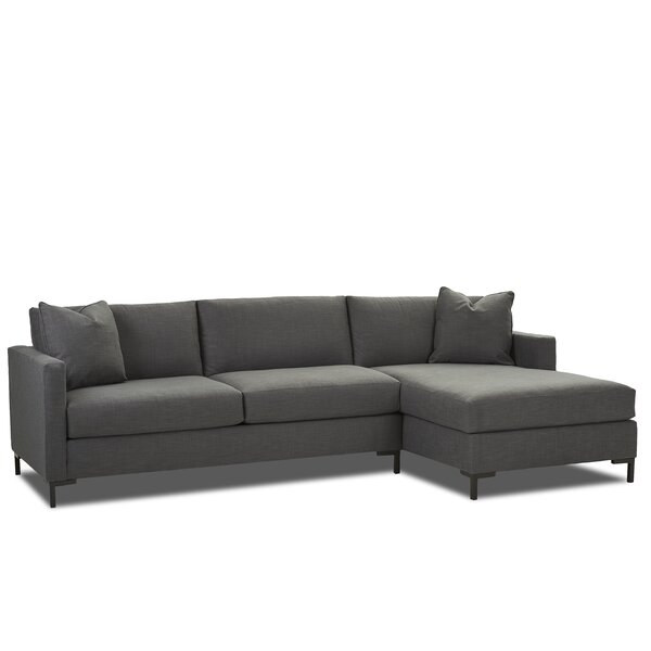 Dawson Sectional By Wayfair Custom Upholstery™ Spacial Price
