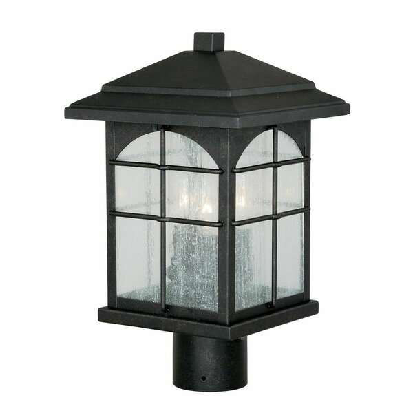 Feeley Outdoor 3-Light Lantern Head by Charlton Home