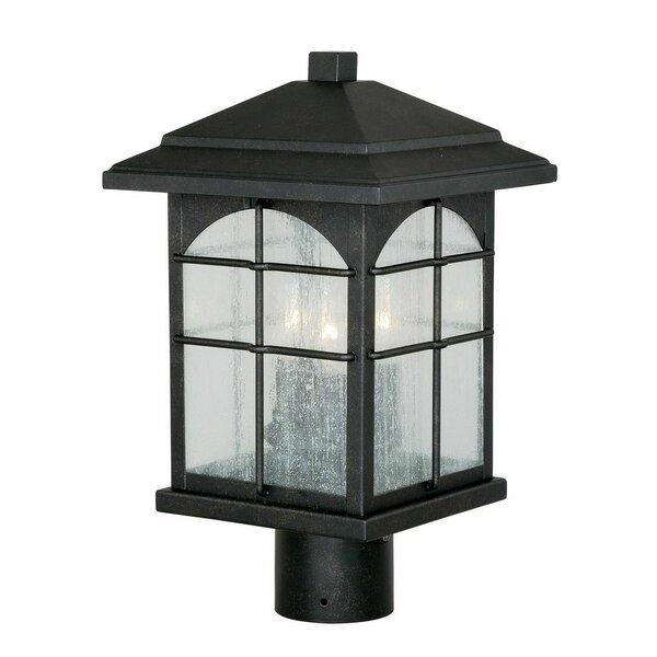 Feeley Outdoor 3-Light Lantern Head by Charlton Home