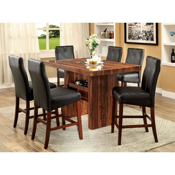 Pinto Counter Height Dining Table by Darby Home Co