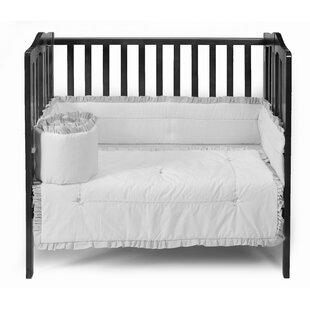 Best Deals Greyson Unique Portable 3 Piece Crib Bedding Set ByHarriet Bee