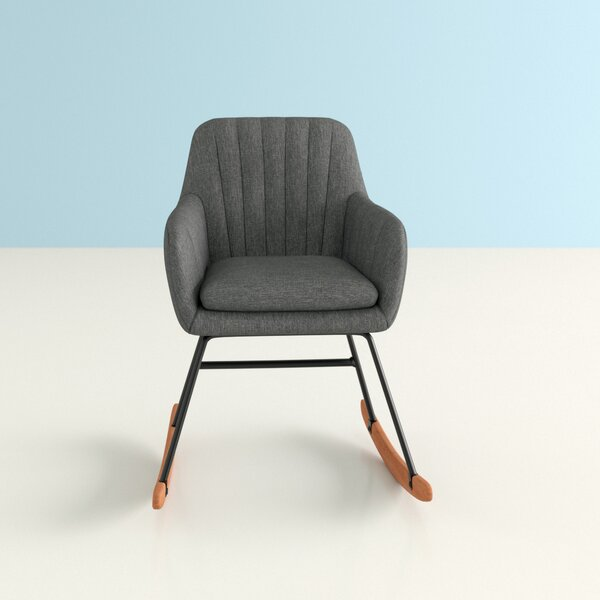 Switch Rocking Chair By Hashtag Home
