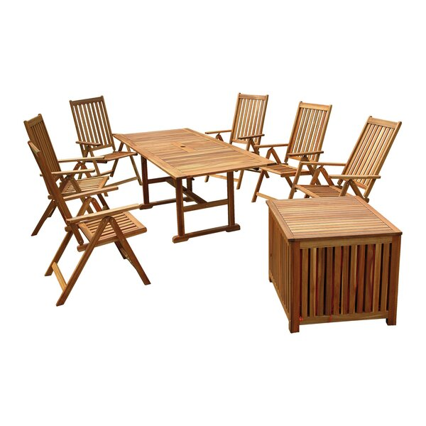 Autumn 8 Piece Dining Set by Landmann