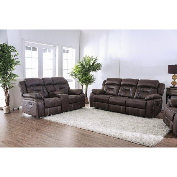 Bucholz Reclining Configurable Living Room Set By Red Barrel Studio