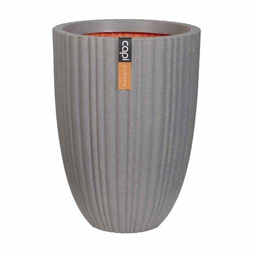 Crittendon Planter Box Sol 72 Outdoor Colour: Grey, Size: