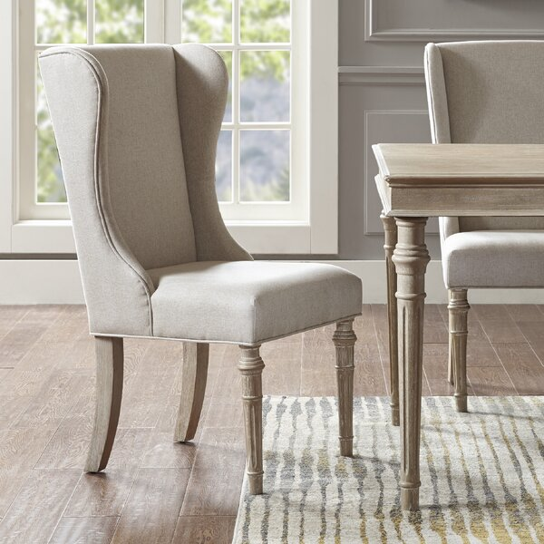 Napa Upholstered Dining Chair (Set of 2) by Madison Park Signature