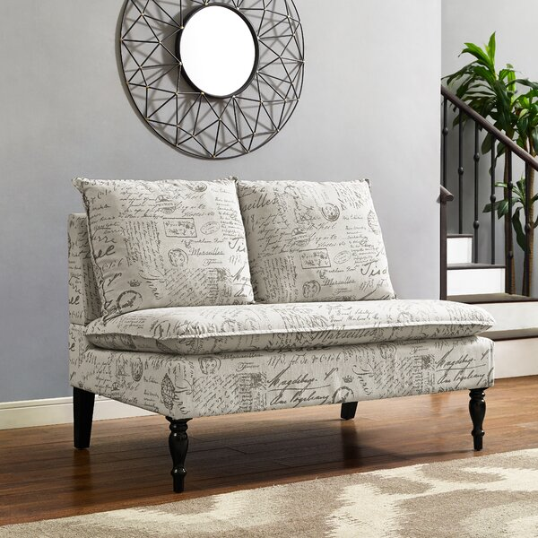 Ewan Upholstered Bench by One Allium Way One Allium Way