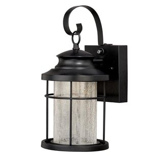 Affordable Price Alorton 1-Light Outdoor Wall Lantern By Red Barrel Studio