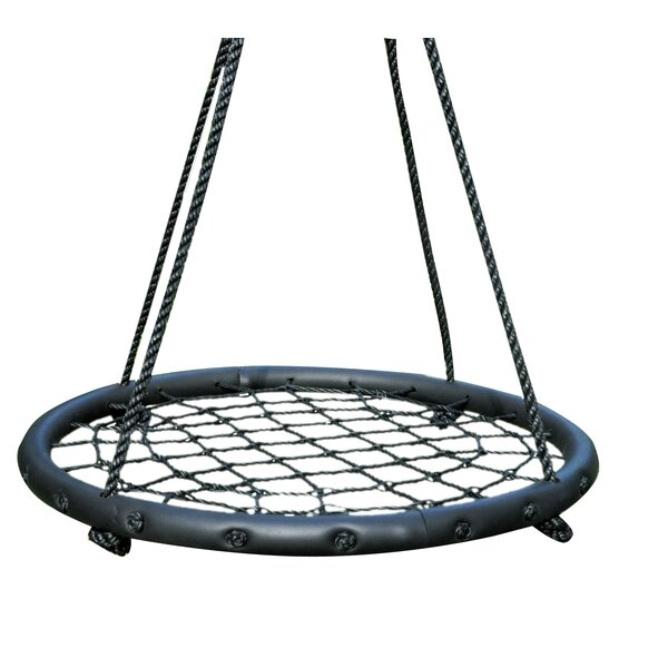 Miracle Web Spinner Swing Chair by Freeport Park