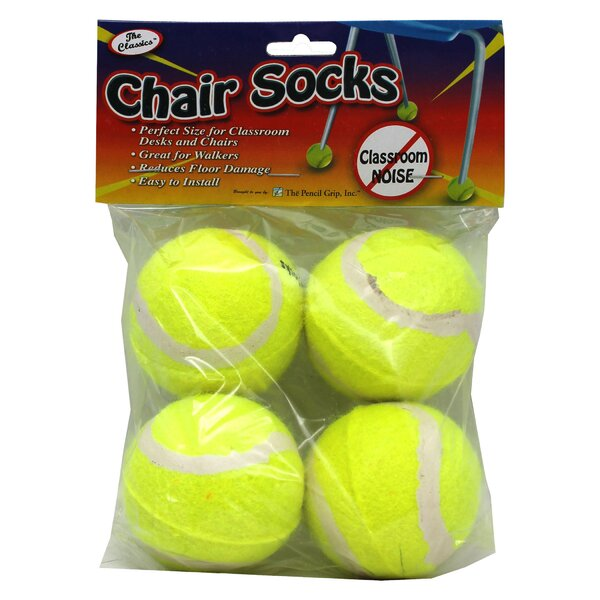 Chair Socks - Single Pack (Set of 4) by The Pencil Grip