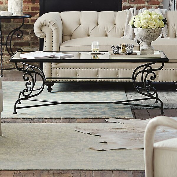 Vienna Coffee Table by Bernhardt