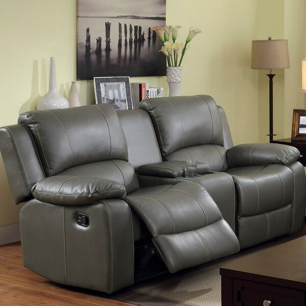 Latest Style Wellersburg Reclining Loveseat by Darby Home Co by Darby Home Co
