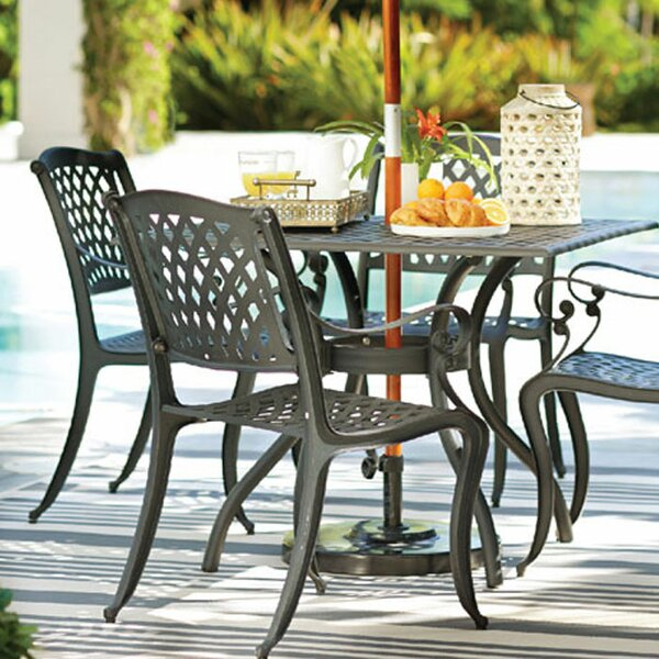 Iron Garden Table And Chairs Part - 16: Wayfair.com