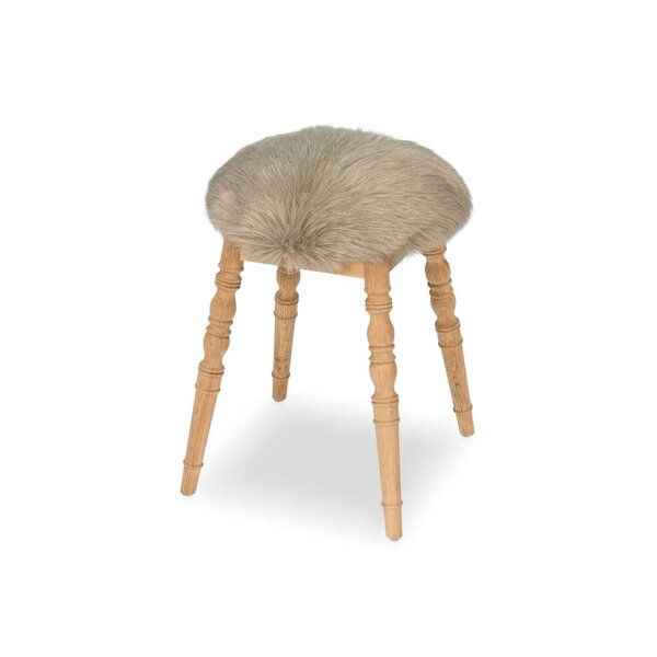 Winoma Vanity Stool by Sarreid Ltd