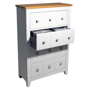 Cd Dvd Drawer Media Storage   Cd Storage Cabinet