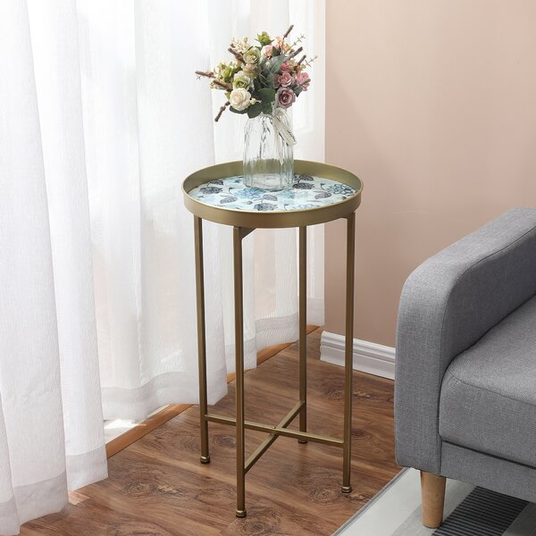 Hitchcock Tray Table By House Of Hampton