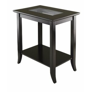 Genoa End Table by Luxury Home