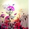 Flower by Iris Graphic Art on Canvas