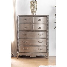 Gisella 5 Drawer Chest by Willa Arlo Interiors