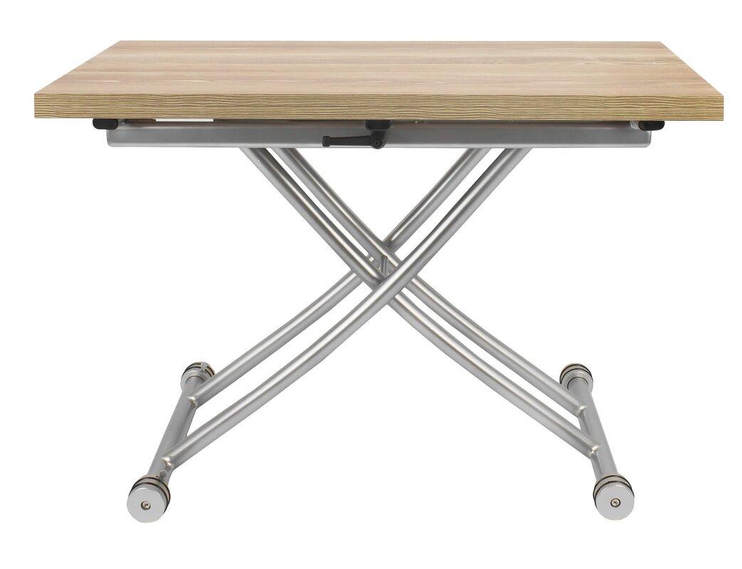 Corner housewares transforming coffee table reviews for Transforming coffee table
