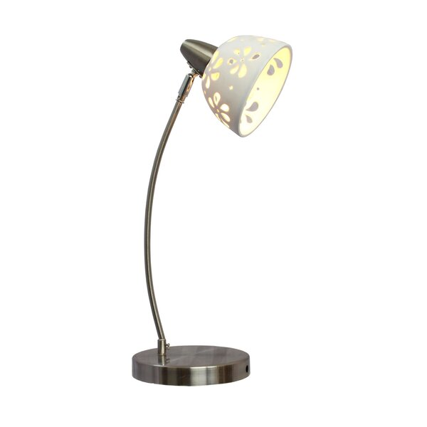 Bancroft 20.28 Desk Lamp by Latitude Run