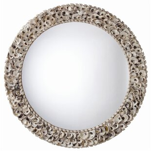 ARTERIORS Kipling Authentic Oyster Shell Mirror