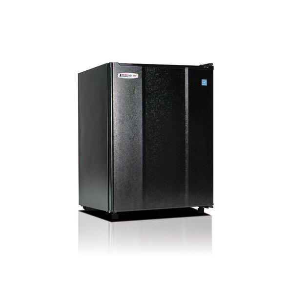 Microfridge Safe Plug 2 5 Cu Ft Compact Refrigerator