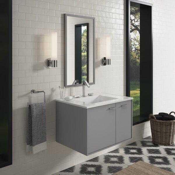 Jute™ 30 Wall-Mounted Single Bathroom Vanity Set by Kohler