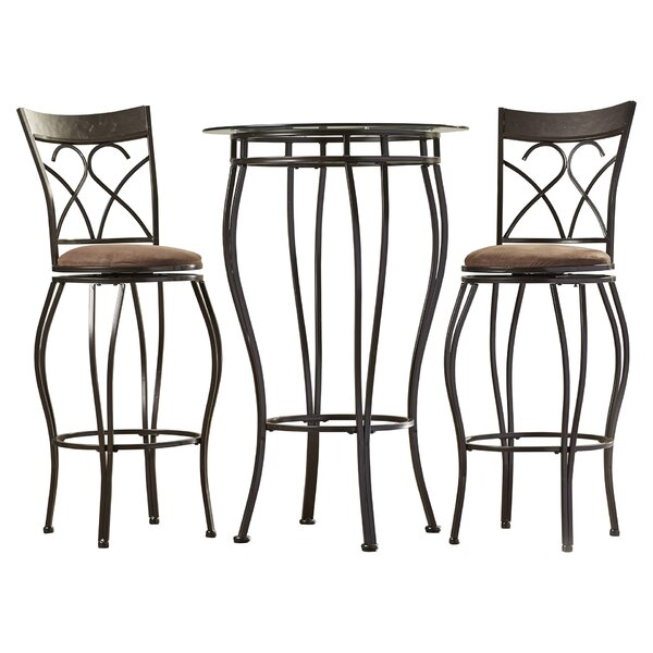 Northridge 3 Piece Dining Set By Alcott Hill