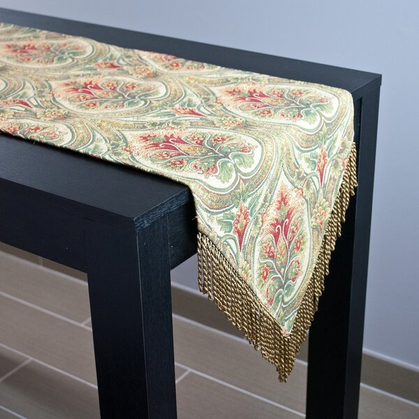 Hathaway Table Runner by Sherry Kline