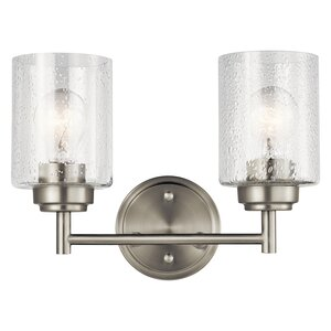 Honea 2-Light Vanity Light