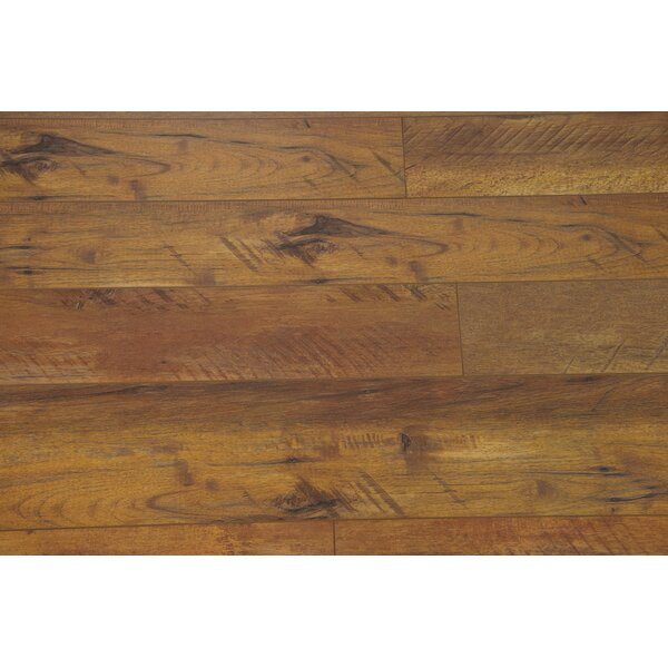 Cofete Beach 3.5 x 48 x 12mm Oak Laminate Flooring in Biscotti by Branton Flooring Collection