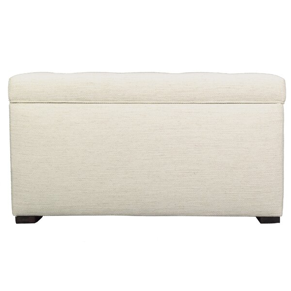 Ayleen Upholstered Storage Bench By Winston Porter No Copoun