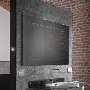3D Illusion Bathroom Mirror