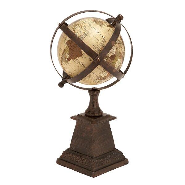 Earhart Globe by Three Posts