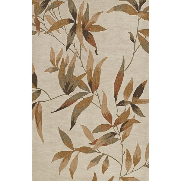 Marysville Ivory Area Rug by Bay Isle Home